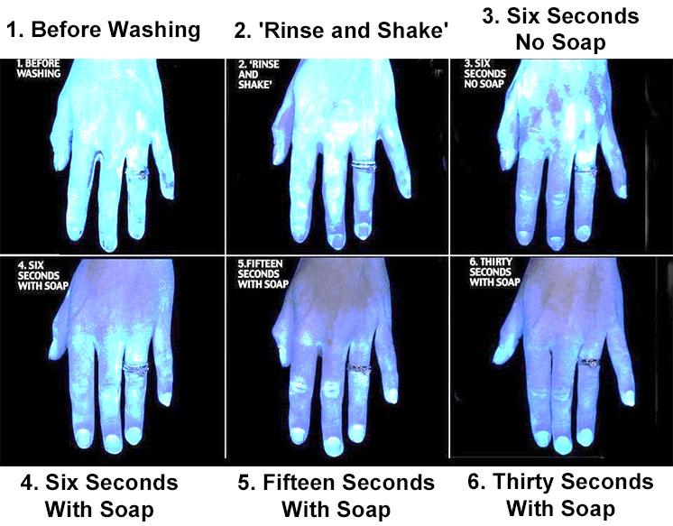 Koronavírus ellen véd a szappanos kézmosás
